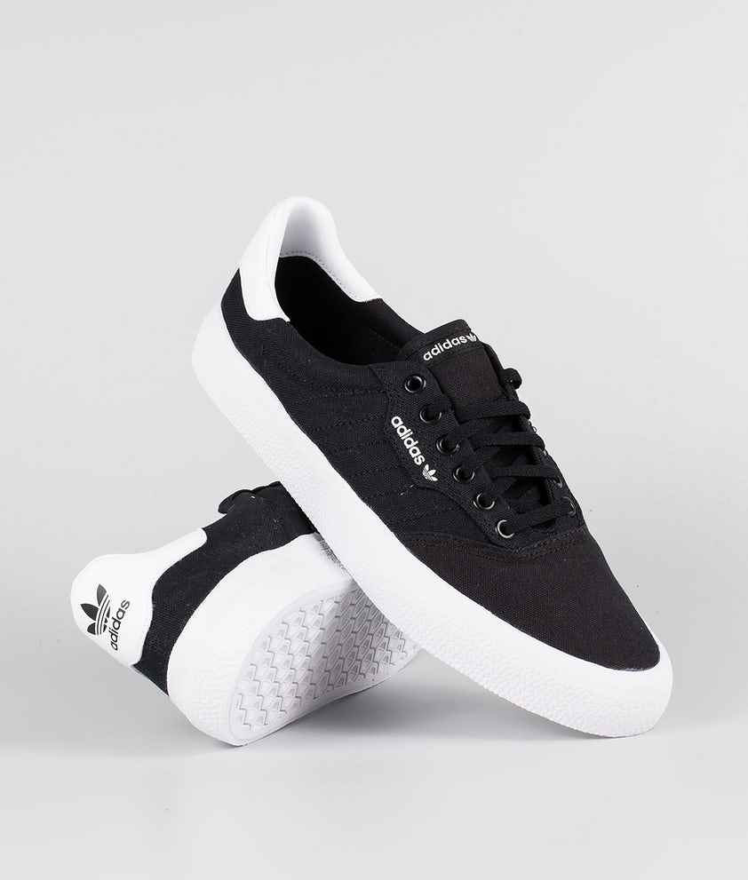 Adidas Originals 3MC Shoes Core Black/Core Black/Footwear White