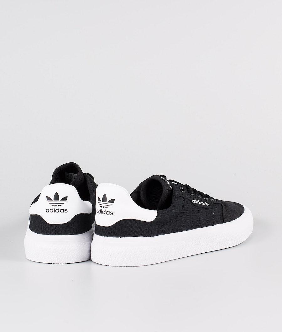 Adidas Originals 3MC Shoes Core Black/Core Black/Footwear White