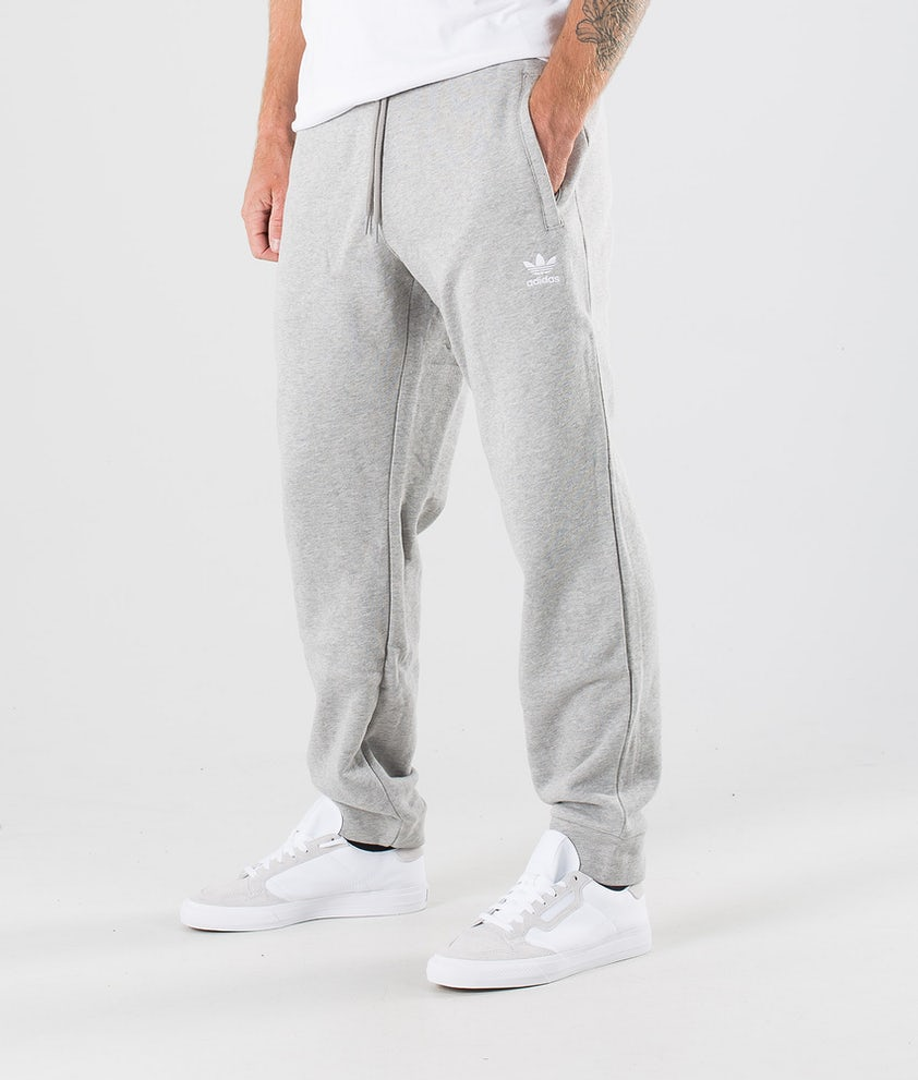 Adidas Originals Trefoil Byxa Medium Grey Heather