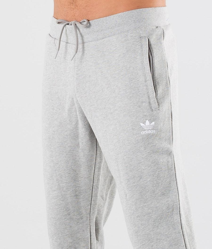Adidas Originals Trefoil Pants Medium Grey Heather