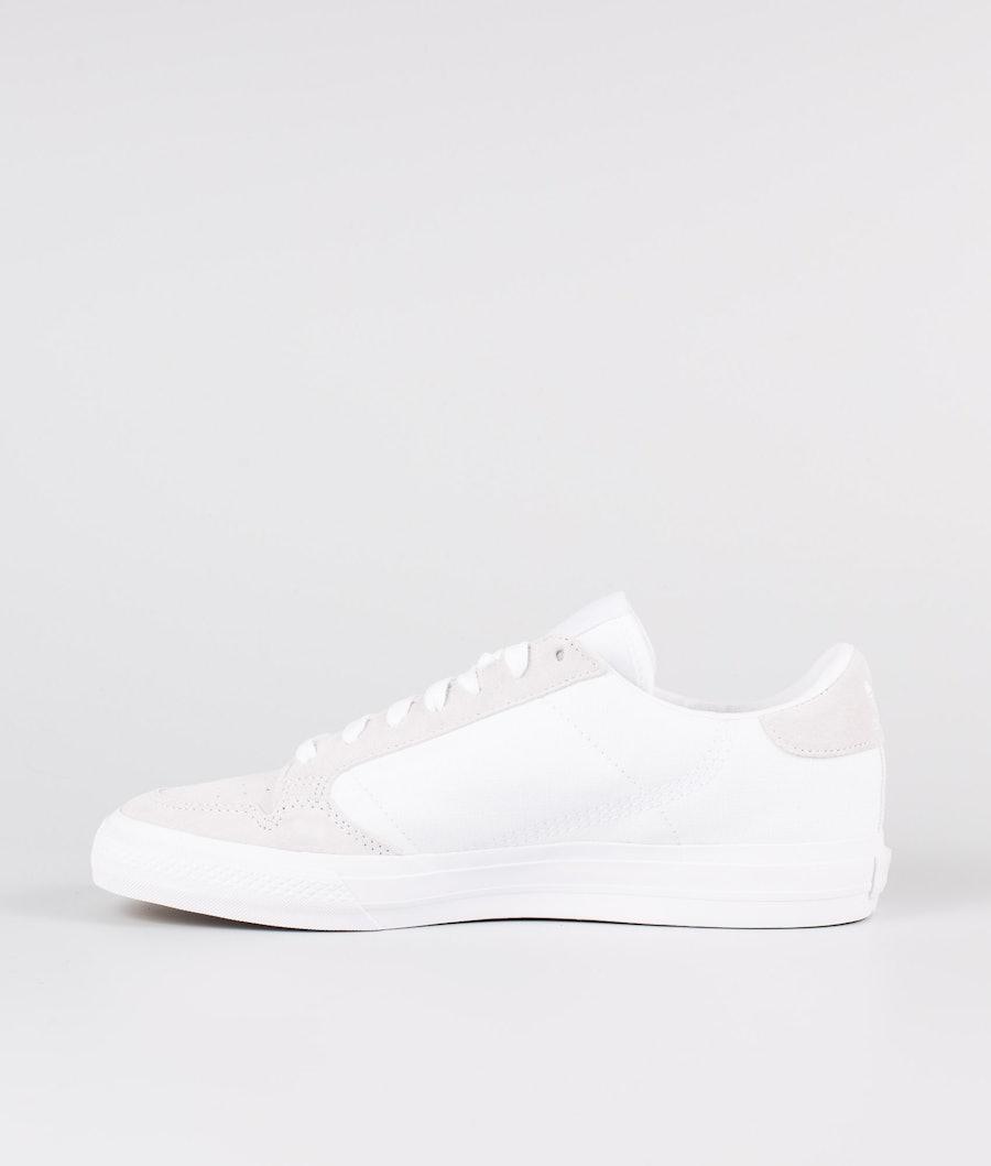 Adidas Originals Continental Vulc Schuhe Footwear White/Footwear White/Footwear White