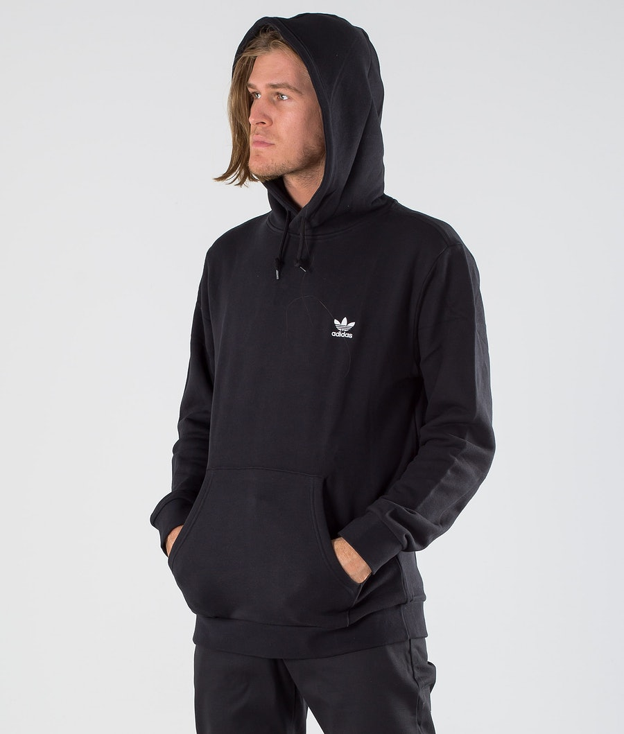 Adidas Originals Essential Hoodie Black