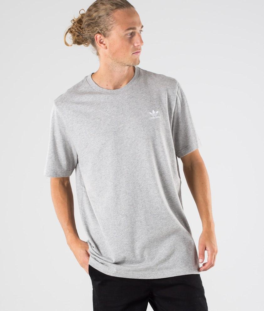 Adidas Originals Essential T-shirt Medium Grey Heather