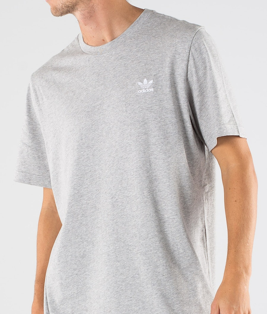 Adidas Originals Essential T-shirt Medium Grey Heather