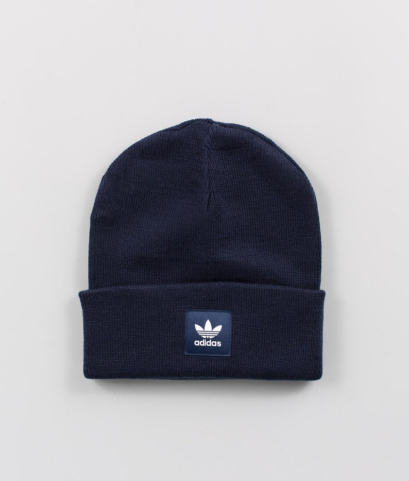 Adidas Originals Adicolor Cuff Knit Luer Collegiate Navy/White