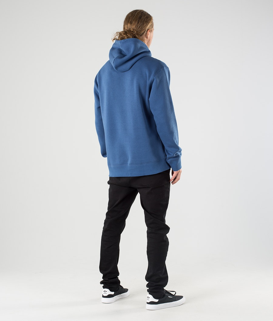 Nike SB Icon Po Essential Hoodie Mystic Navy/Vast Grey