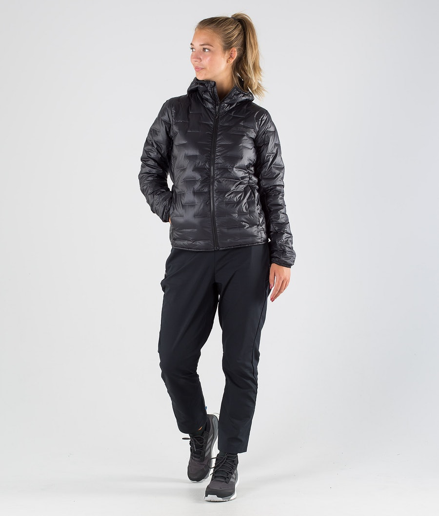 Adidas Terrex Light Down Women's Outdoor Jacket Black