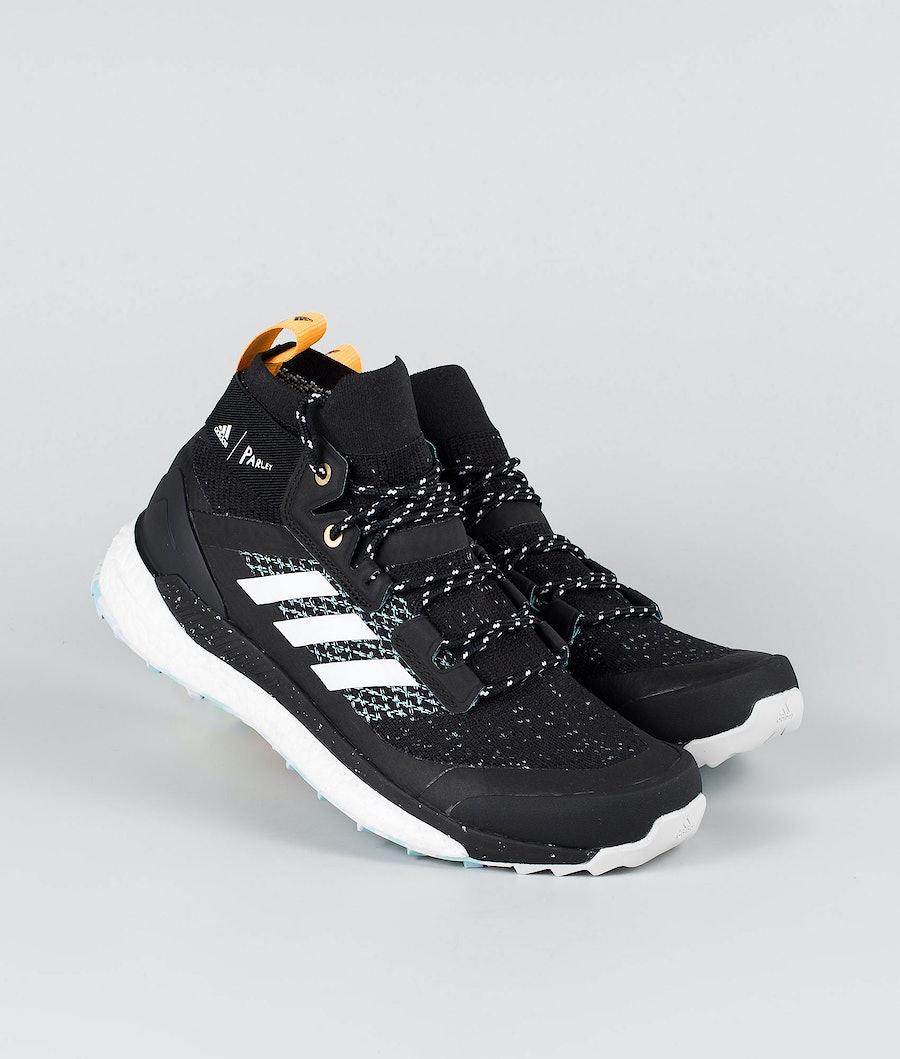 Adidas Terrex Terrex Free Hiker Parley Skor Core Black/Dgsogr/Real Gold