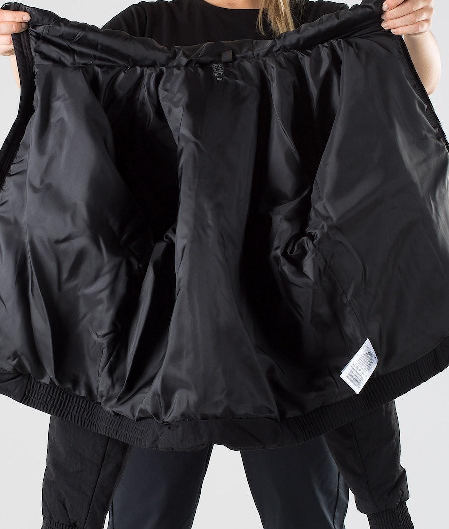 Adidas Terrex BTS Hooded Jakke Dame Black/White
