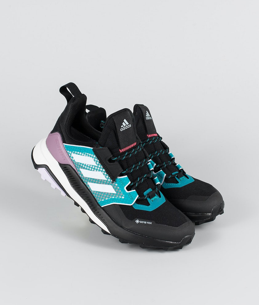 Adidas Terrex Terrex Trailmaker GTX Shoes Core Black/Skytin/Purple Tint