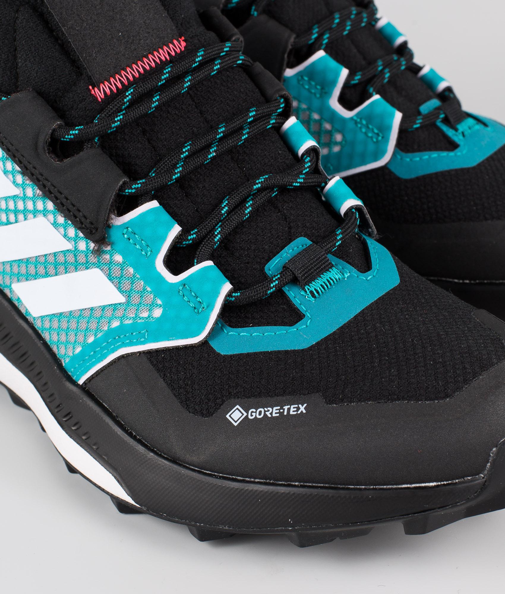 Adidas Terrex Terrex Trailmaker GTX Schoenen Core Black/Skytin/Purple Tint