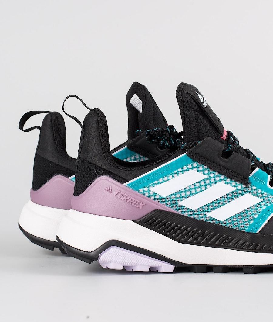Adidas Terrex Terrex Trailmaker GTX Women's Shoes Core Black/Skytin/Purple Tint