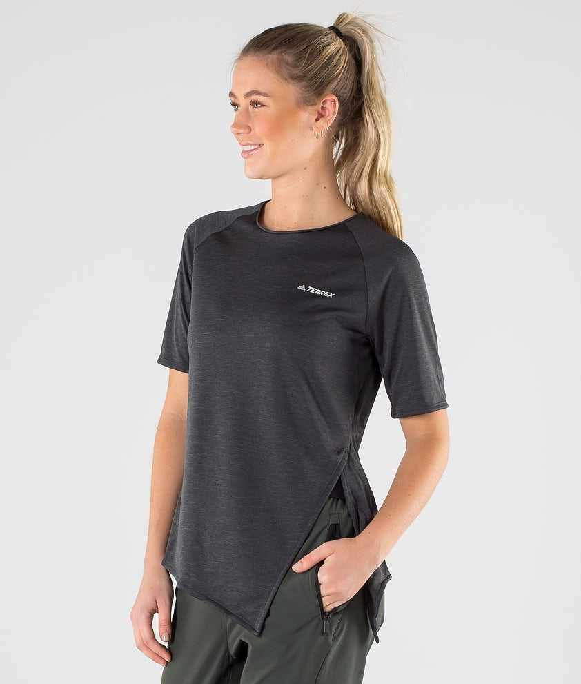 Adidas Terrex Hike T-shirt Black