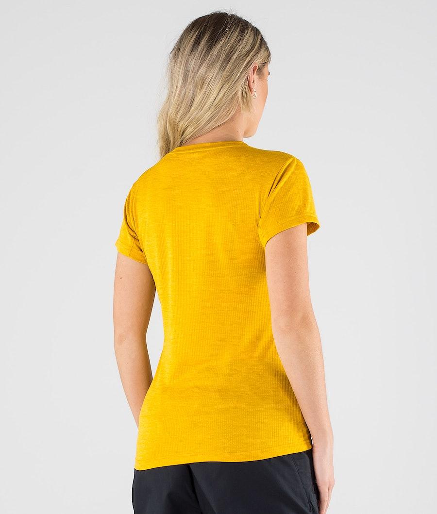 Adidas Terrex Tivid T-shirt Donna Legacy Gold