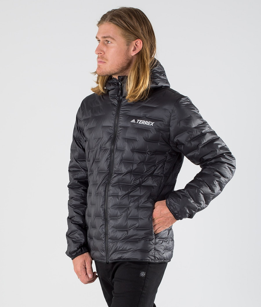 Adidas Terrex Light Down Jacke Black