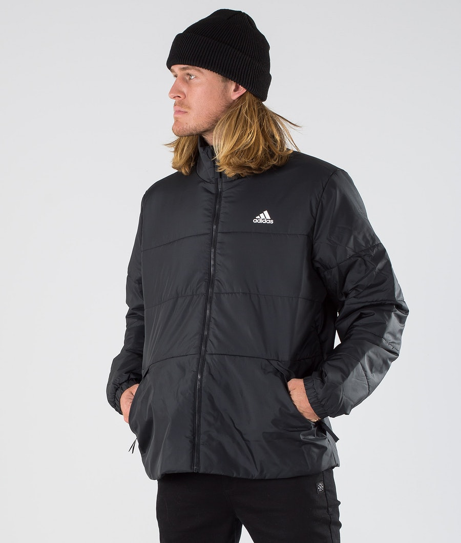 Adidas Terrex BSC 3 Stripes Insulated Jacka Black/Black