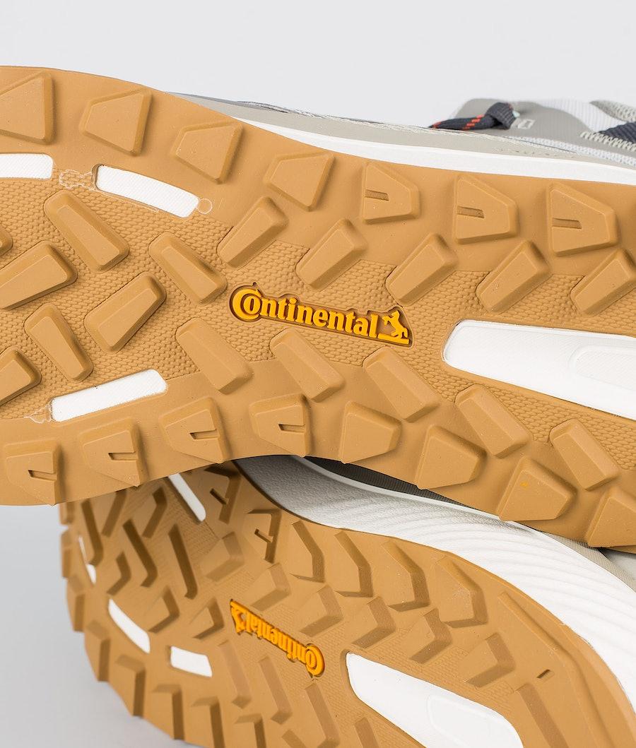 Adidas Terrex Terrex Folgian Hiker Mid GTX Scarpe Feather Grey/Dgsogr/Green Tint