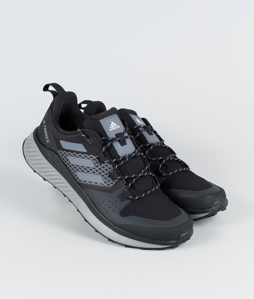 Adidas Terrex Terrex Folgian Hiker Skor Core Black/Grey Four/Grey One