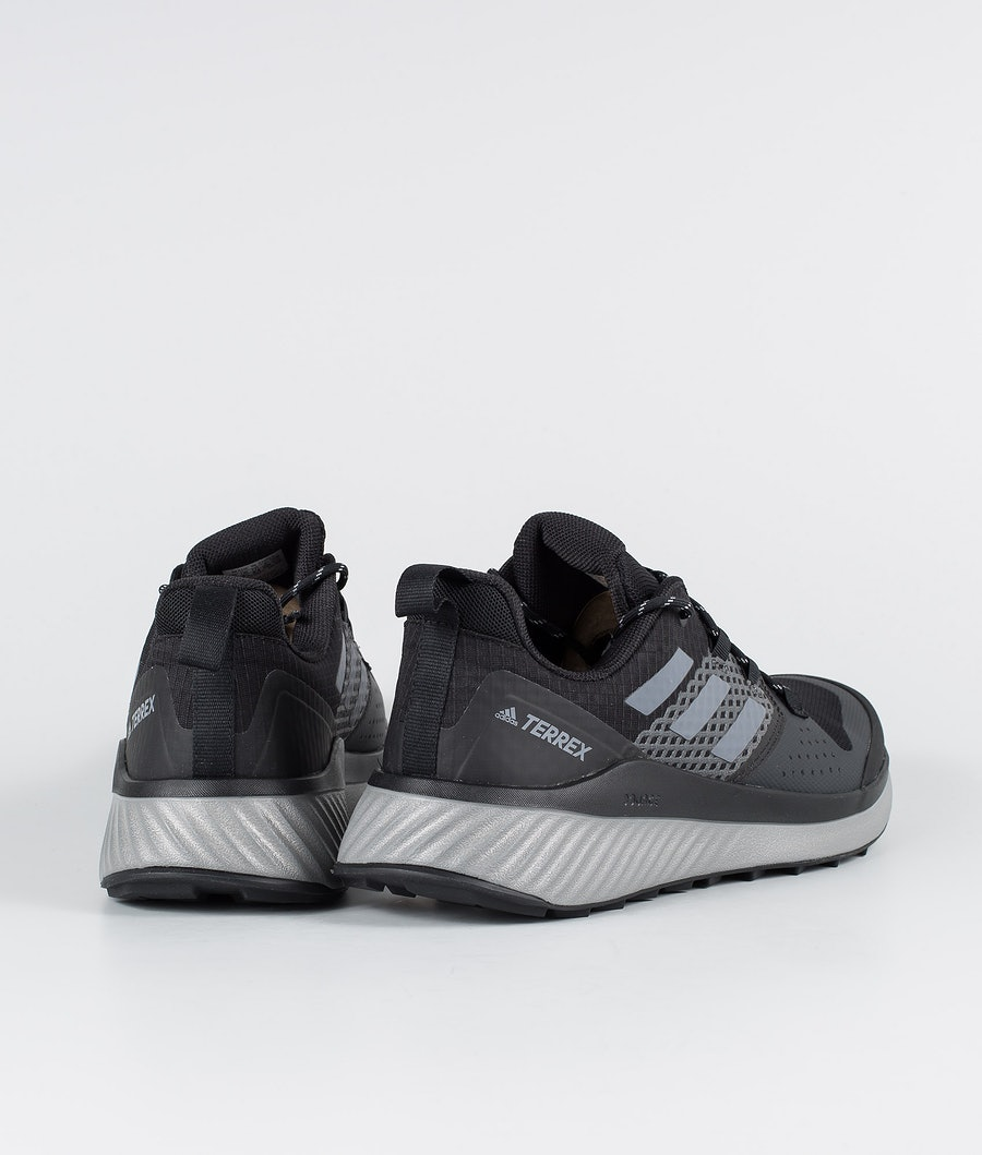 Adidas Terrex Terrex Folgian Hiker Shoes Core Black/Grey Four/Grey One