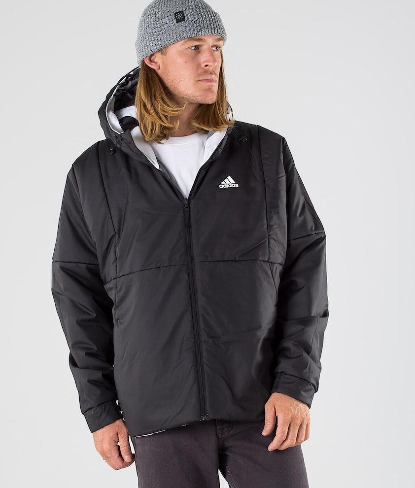 Adidas Terrex BTS Reversible AOP Jakke Black/White