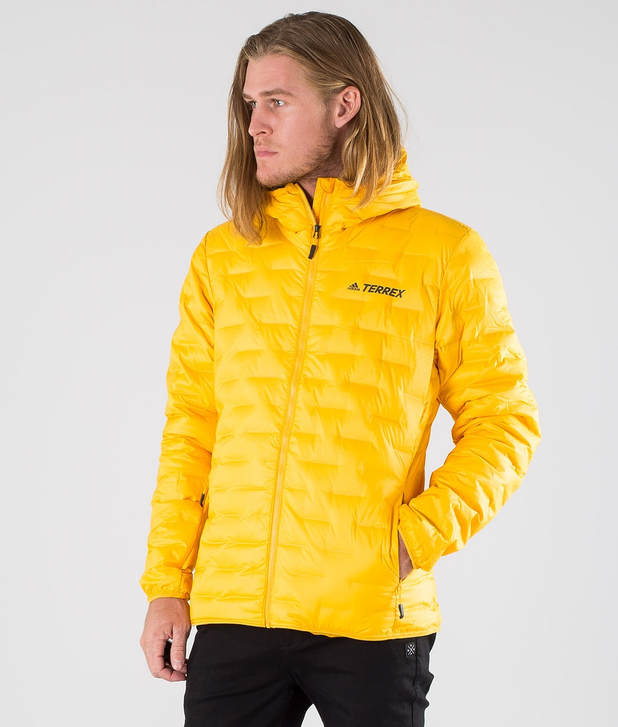 Adidas Terrex Light Down Jacke Active Gold
