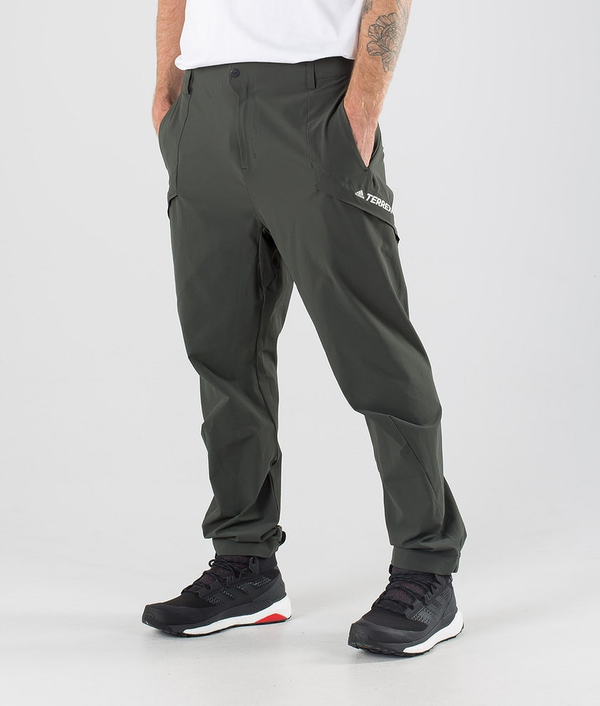 Adidas Terrex Hike Hosen Legend Earth