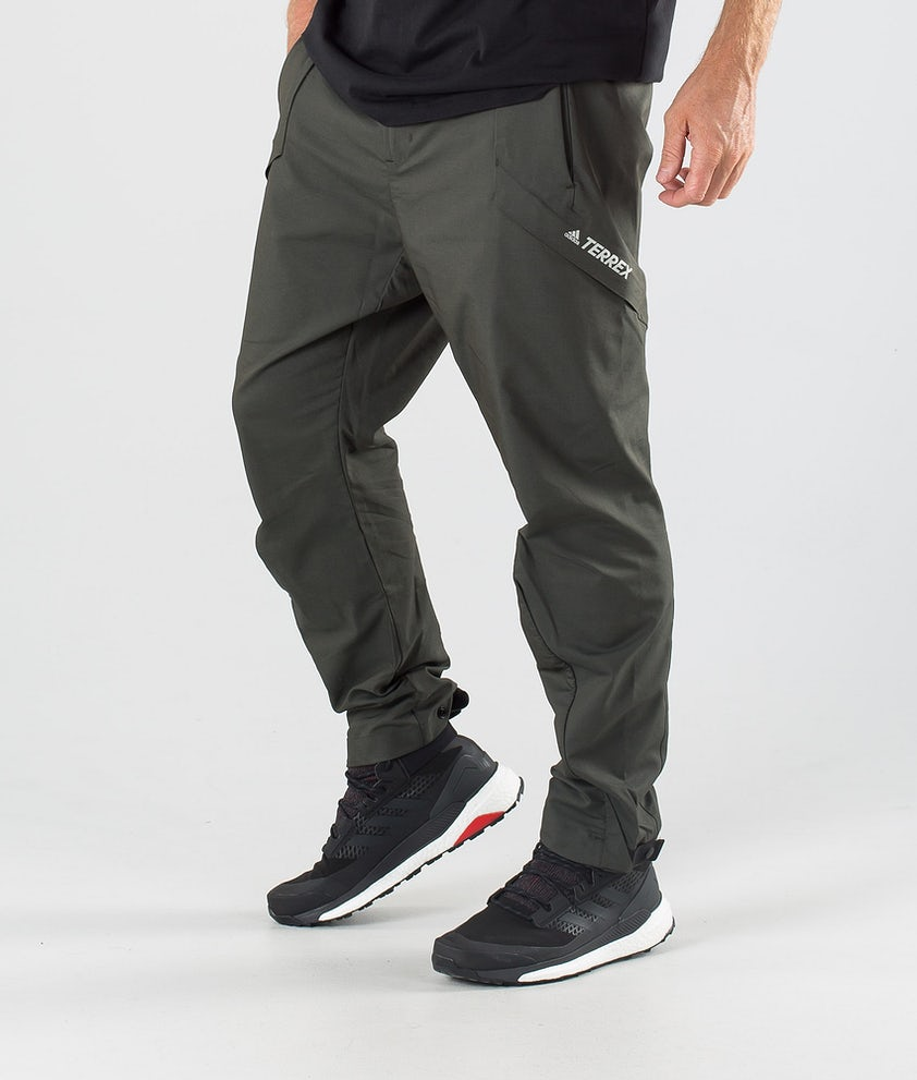 Adidas Terrex Hike Relax Pants Legen Earth