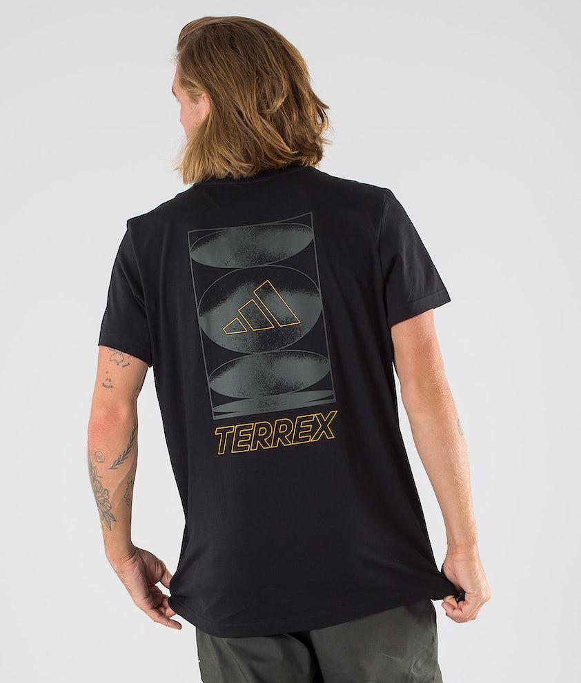 Adidas Terrex Terrex GFX T-shirt Black
