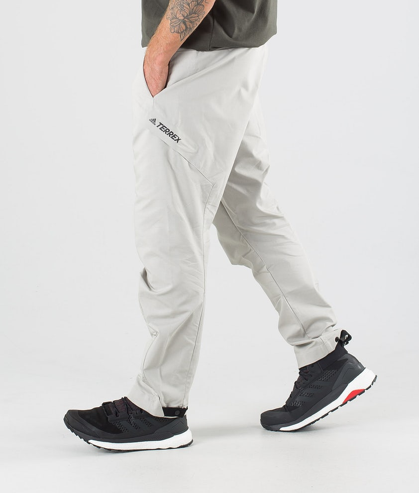 Adidas Terrex Hike Relax Broek Metal Grey