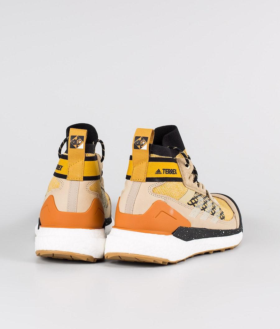 Adidas Terrex Terrex Free Hiker Blue Scarpe Legacy Gold/Sand/Core Black