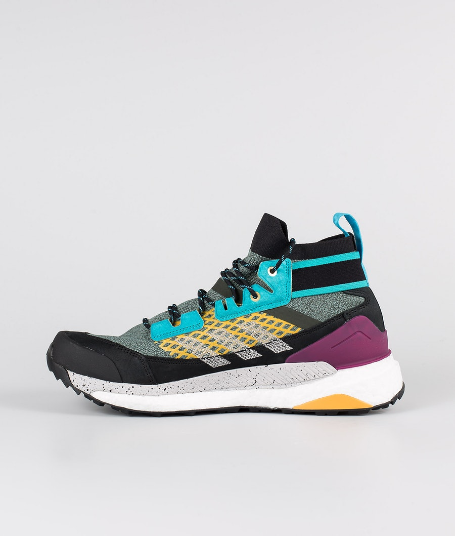 Adidas Terrex Terrex Free Hiker Blue Scarpe Legend Earth/Grey Two/Sigcya