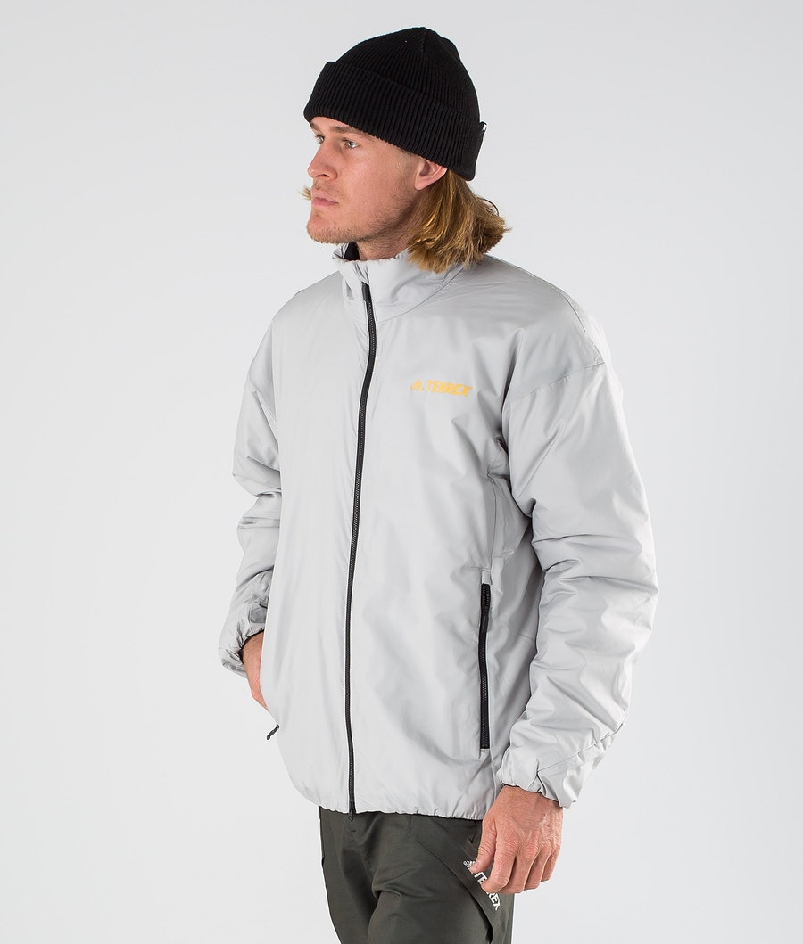 Adidas Terrex Insulation Jacket Metal Grey