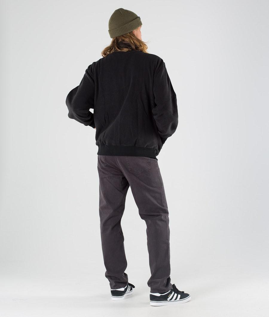 Adidas Skateboarding Bouclette Jakke Black/White