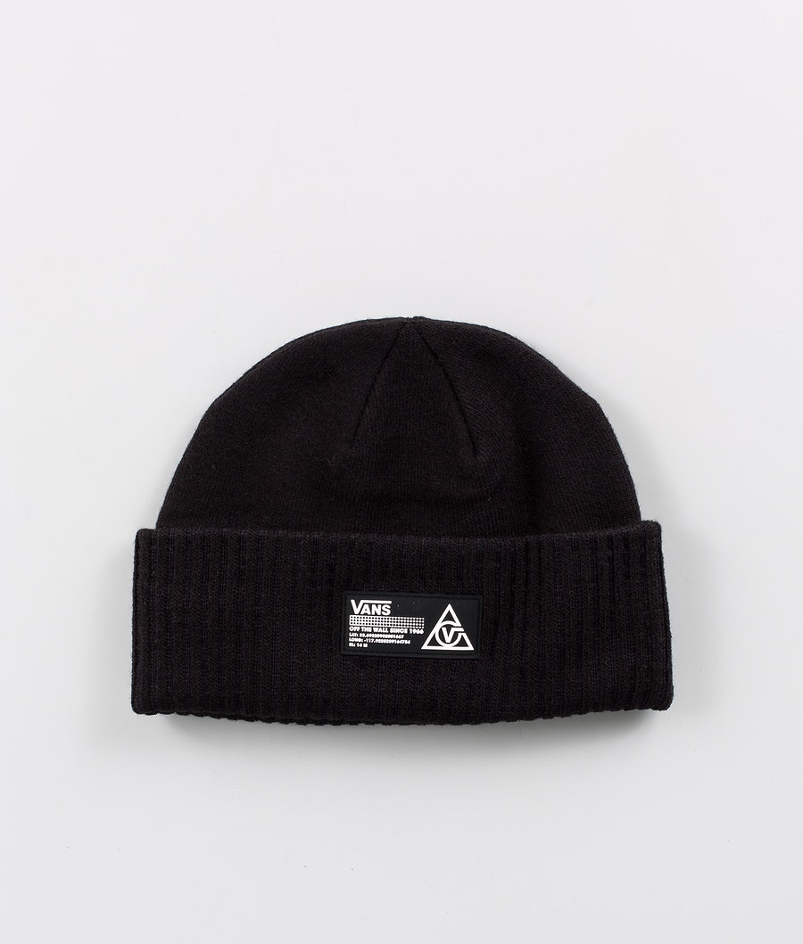 Vans 66 Supply Cuff Beanie Black