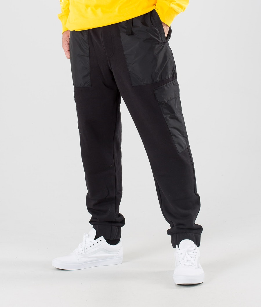 Vans Mn 66 Supply Fleece Pantaloni Black