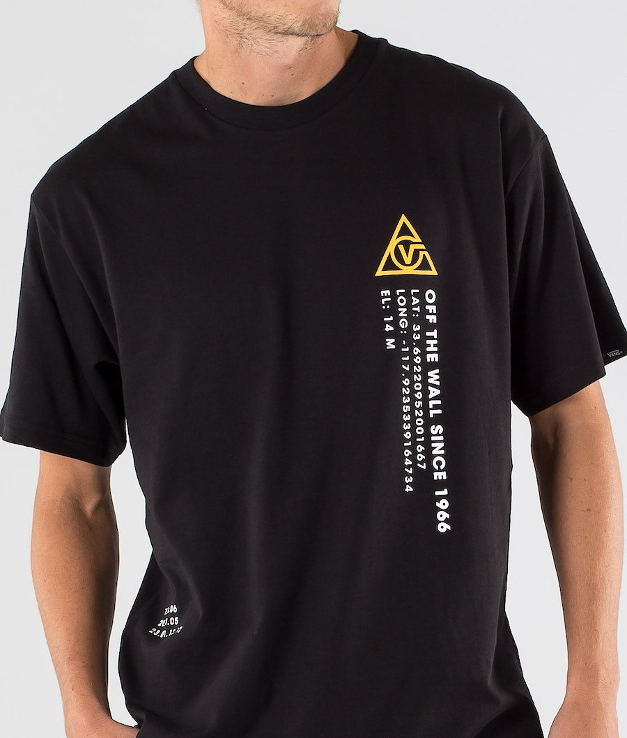 Vans 66 Supply T-shirt Black