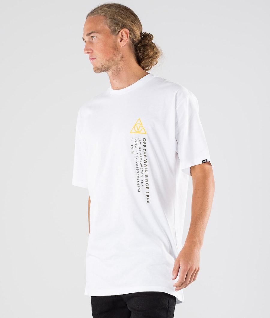 Vans 66 Supply T-shirt White