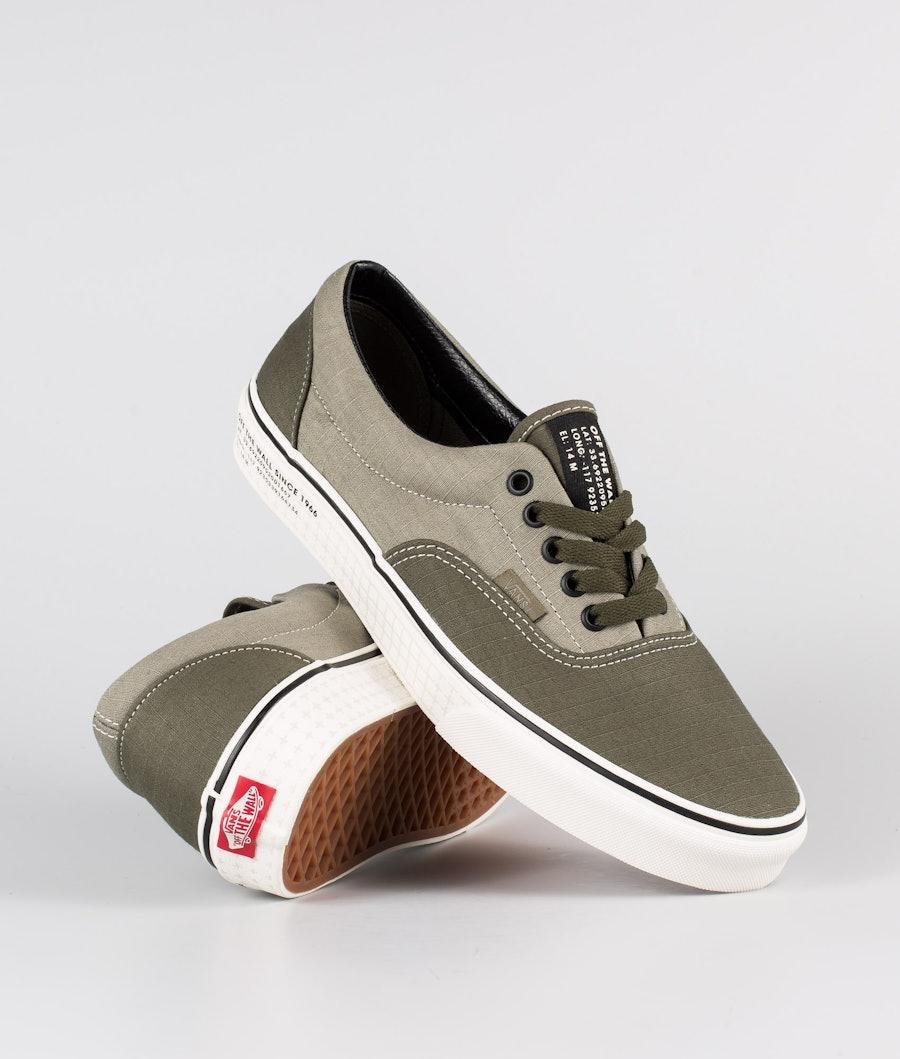Vans Era Shoes (66 Supply)Vetiver/Grape Leaf