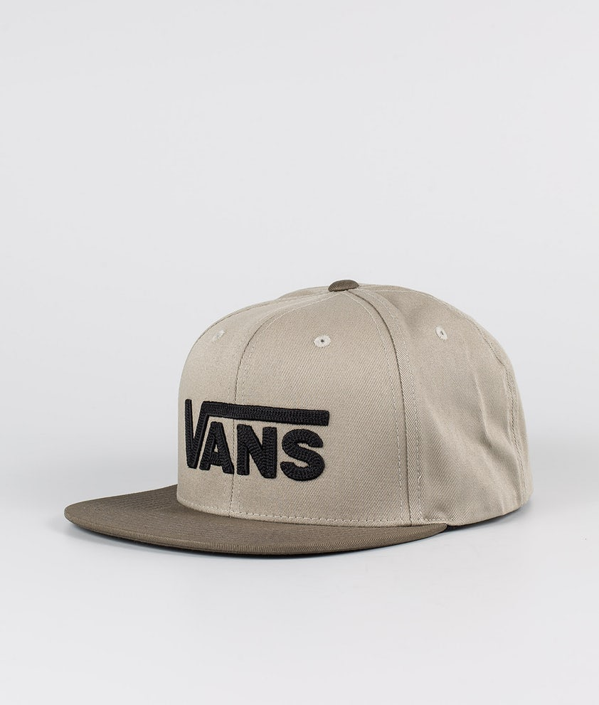 Vans Drop V II Snapback Caps Grape Leaf/Vetiver