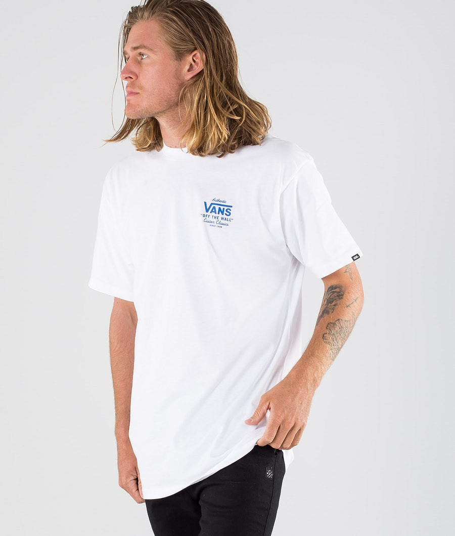 Vans Holder St Classic T-shirt White