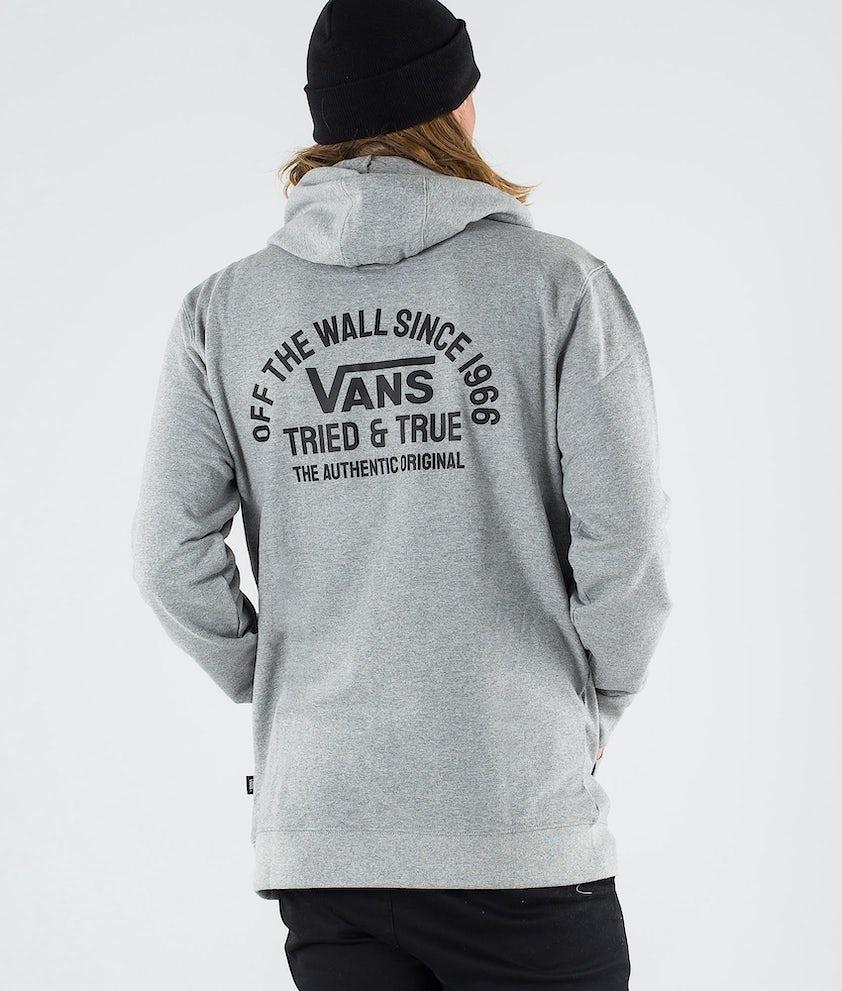Vans Authentic OG Po Hood Cement Heather