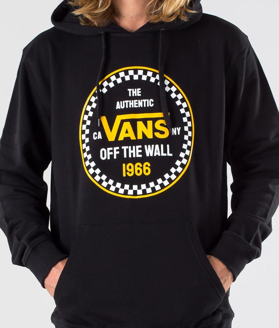 Vans Checker 66 Po Hood Black