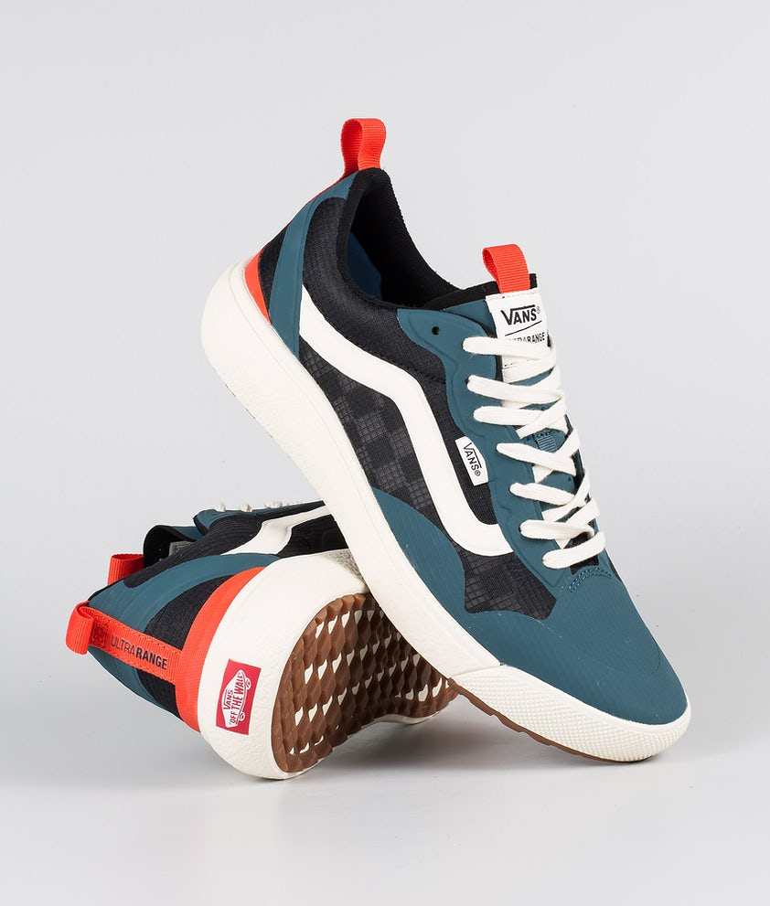 Vans UltraRange EXO Sko Atlantic Deep/Antique White