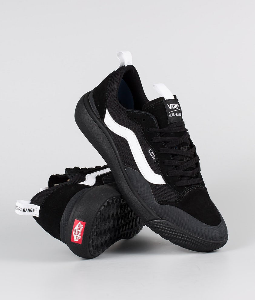Vans Ua UltraRange Exo Se Shoes Black