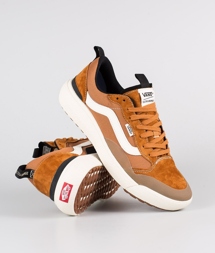 Vans UltraRange EXO SE Chaussures Pumpkin Spice/Antique White