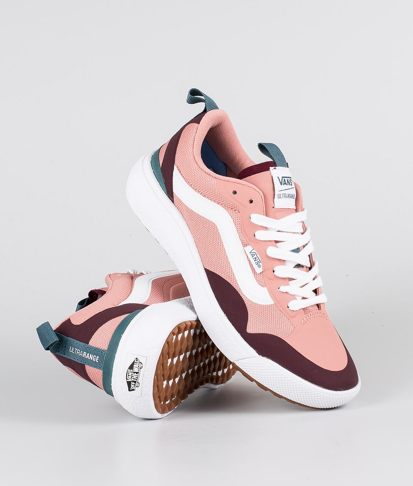 Vans UA UltraRange EXO Sko (Pop) Rose Dawn/True White