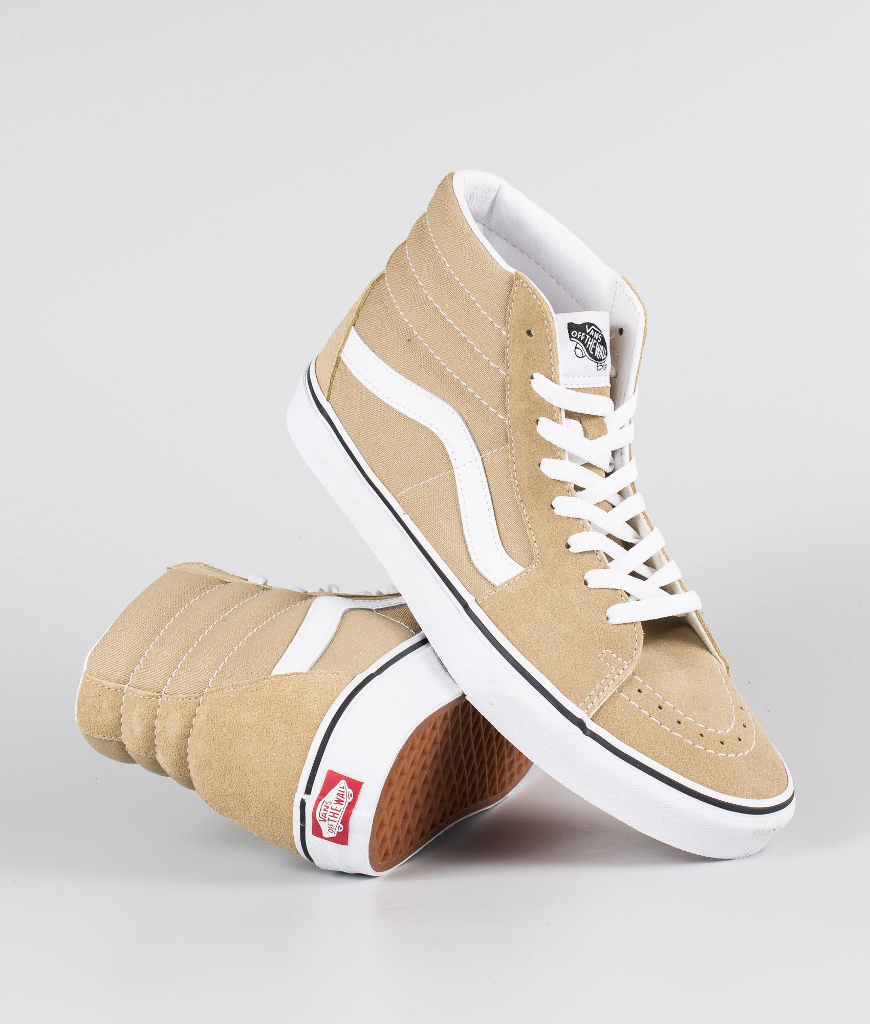 Vans SK8-Hi Shoes Cornstalk/True White