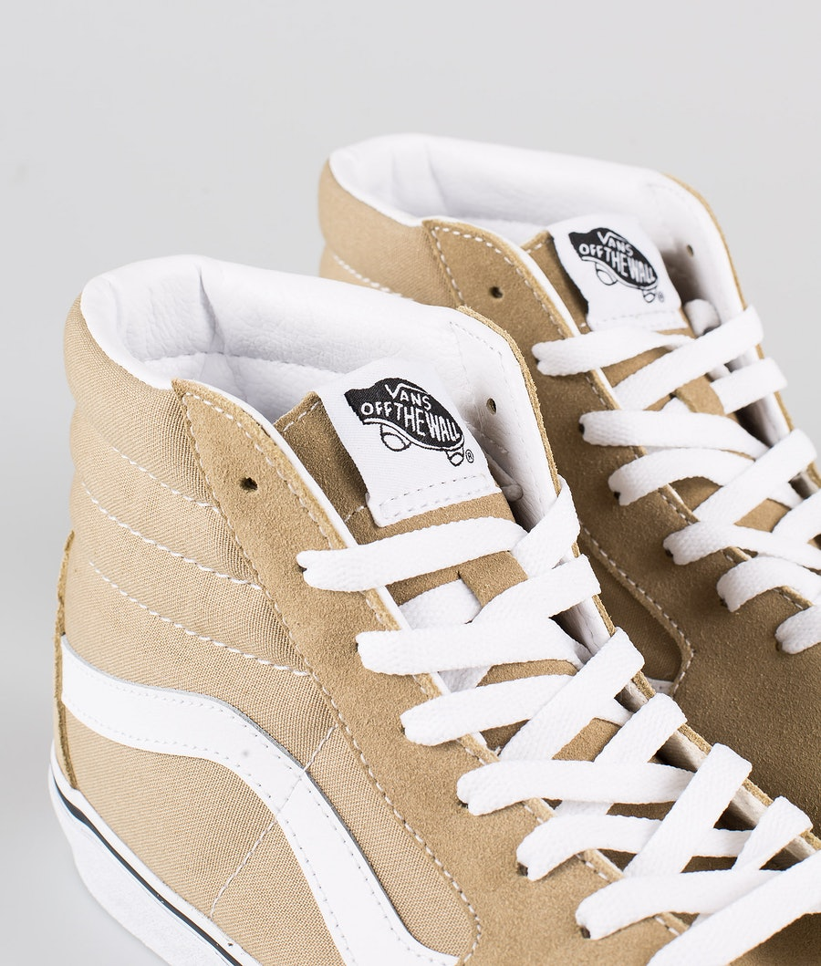 Vans SK8-Hi Shoes Cornstalk/True White