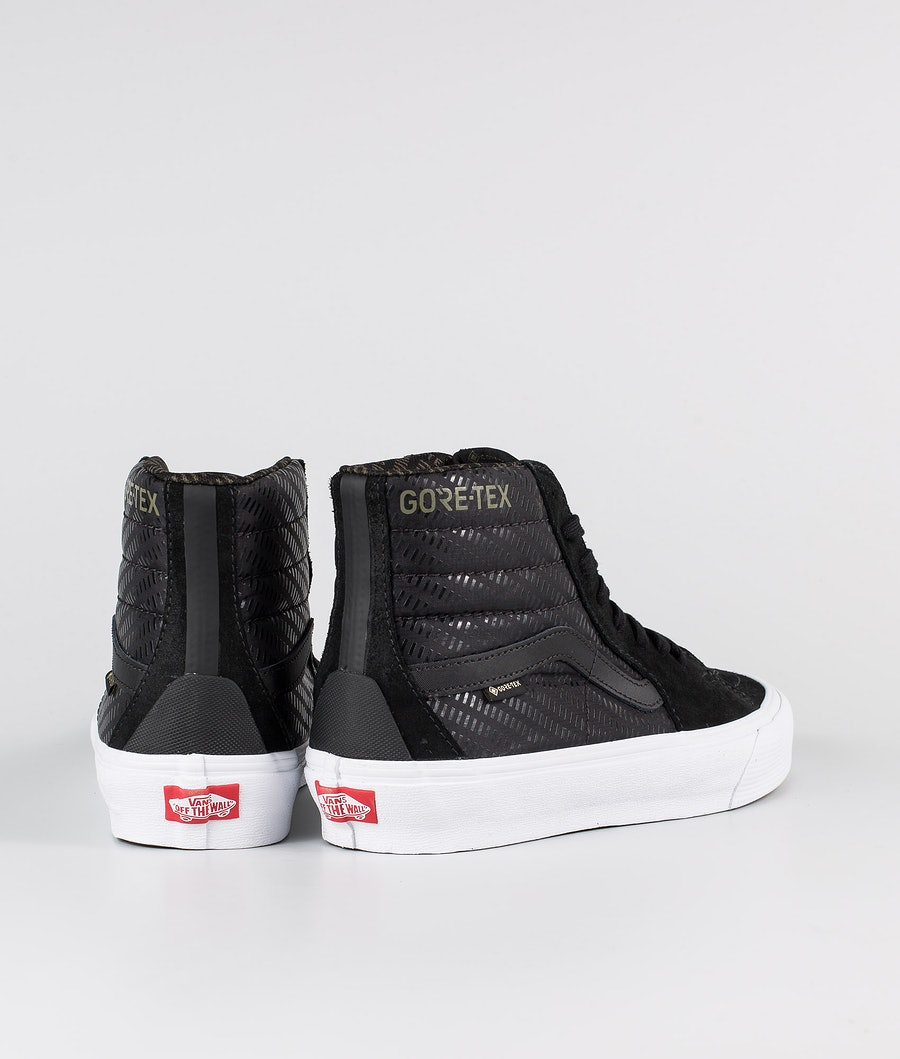 Vans SK8-Hi Gore-Tex Chaussures (Gore-Tex) Black/True White