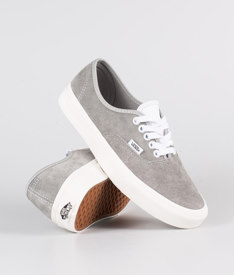 Vans Authentic Chaussures (Pig Suede)Drizzle Snow White